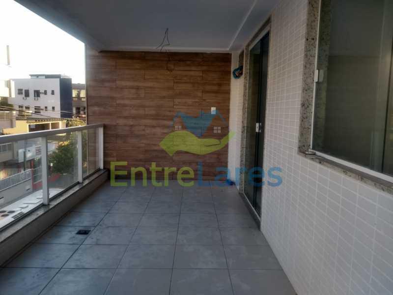 A6 - Apartamento Primeira Locação na Ribeira - 2 Quartos - 1 Vaga - 1 Varanda - Rua Maldonado - ILAP20530 - 7