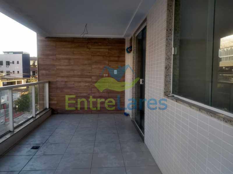 A7 - Apartamento Primeira Locação na Ribeira - 2 Quartos - 1 Vaga - 1 Varanda - Rua Maldonado - ILAP20530 - 8