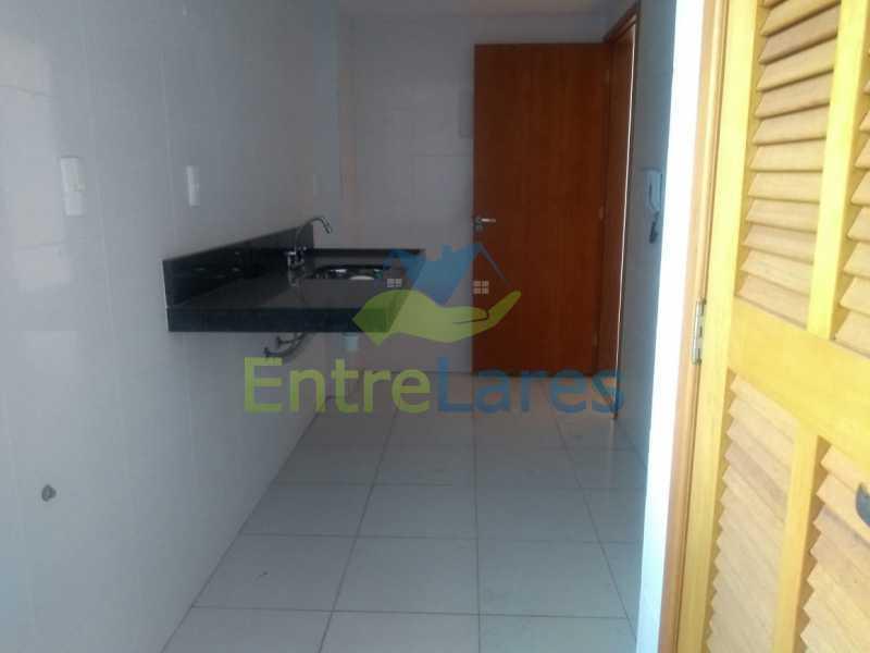 D2 - Apartamento Primeira Locação na Ribeira - 2 Quartos - 1 Vaga - 1 Varanda - Rua Maldonado - ILAP20530 - 14