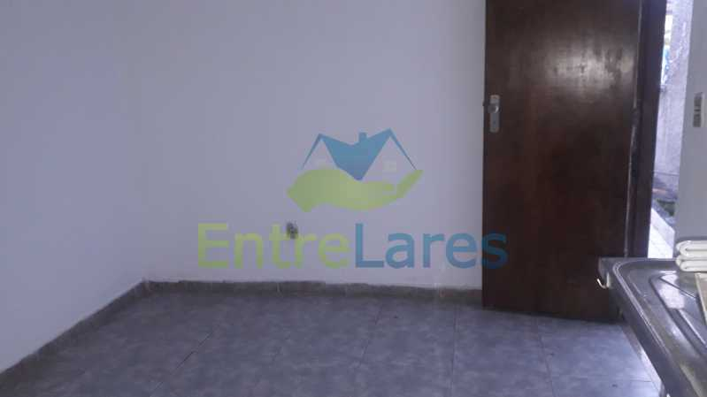 A5 - Kitnet no Cocotá, sala, cozinha, banheiro. Rua Tenente Cleto Campelo - ILKI10004 - 6