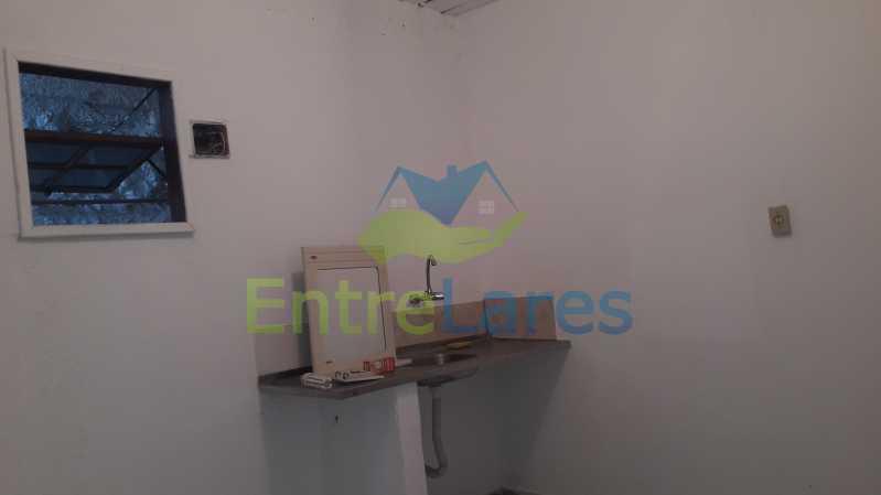 A9 - Kitnet no Cocotá, sala, cozinha, banheiro. Rua Tenente Cleto Campelo - ILKI10004 - 10
