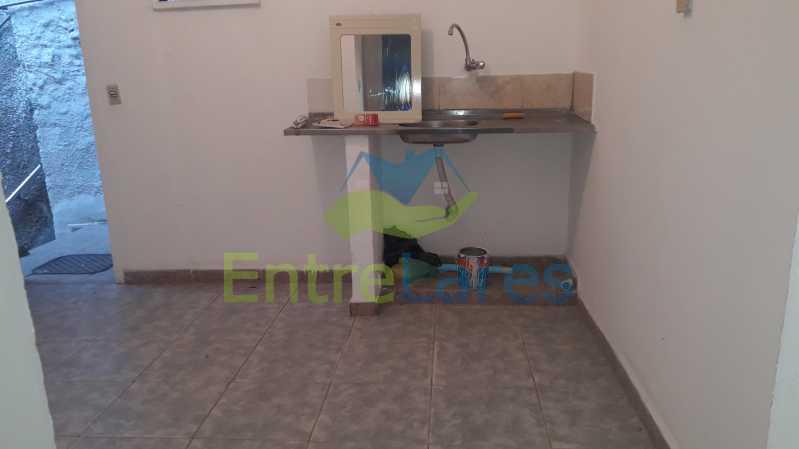 A11 - Kitnet no Cocotá, sala, cozinha, banheiro. Rua Tenente Cleto Campelo - ILKI10004 - 12