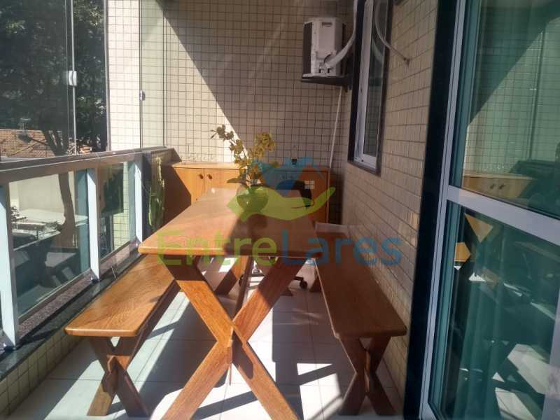 A1 - Apartamento no Zumbi - 2 Quartos sendo 1 suíte - 1 Vaga - Cozinha Planejada - Rua Serrão - ILAP20532 - 1