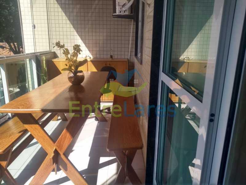A3 - Apartamento no Zumbi - 2 Quartos sendo 1 suíte - 1 Vaga - Cozinha Planejada - Rua Serrão - ILAP20532 - 4
