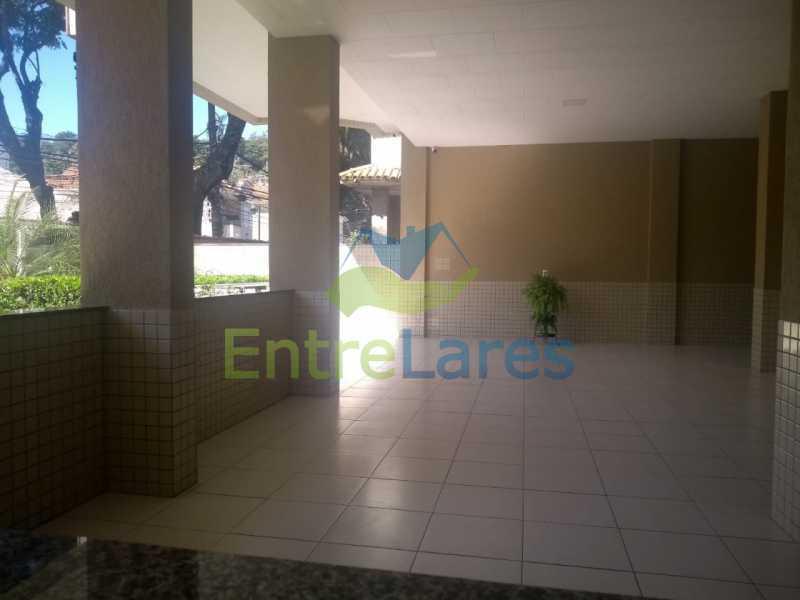 F1 - Apartamento no Zumbi - 2 Quartos sendo 1 suíte - 1 Vaga - Cozinha Planejada - Rua Serrão - ILAP20532 - 17