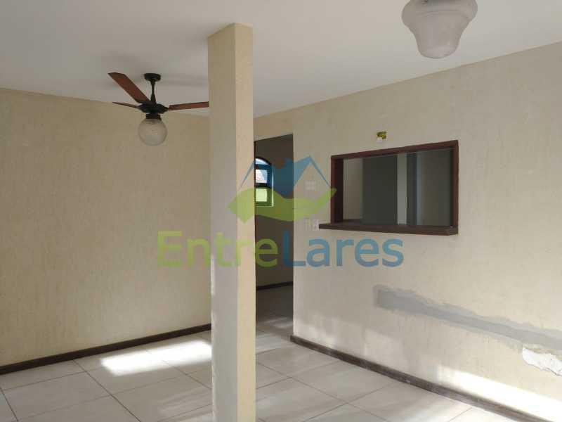 A6 - Casa Guaratiba - 2 Quartos sendo 1 Suíte - 2 Banheiros - 5 Vagas - Rua Caldas Aulete - ILCA20076 - 7