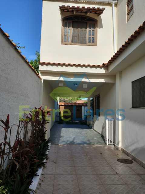 E1 - Casa Guaratiba - 2 Quartos sendo 1 Suíte - 2 Banheiros - 5 Vagas - Rua Caldas Aulete - ILCA20076 - 21