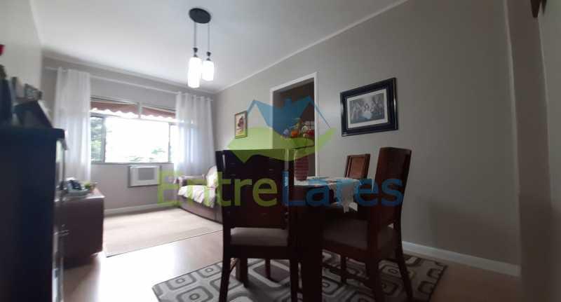 A2 - Apartamento na Portuguesa - 2 Quartos - 2 banheiro - 1 Vaga - Rua Haroldo Lobo - ILAP20533 - 3