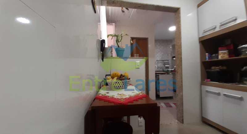 D7 - Apartamento na Portuguesa - 2 Quartos - 2 banheiro - 1 Vaga - Rua Haroldo Lobo - ILAP20533 - 19