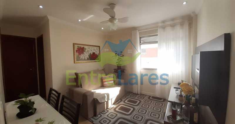 A - Apartamento á Venda na Portuguesa - 2 Quartos - 1 Vaga - Banheiro Planejado - ILAP20534 - 1