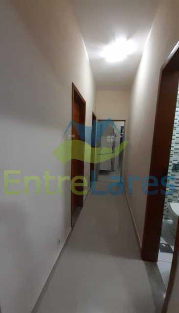 A8 - Casa Linear á Venda na Portuguesa - 3 Quartos sendo 2 Suítes - Terraço - 1 Vaga - Condomínio Fechado - Rua Travessa Eneida - ILCN30010 - 9