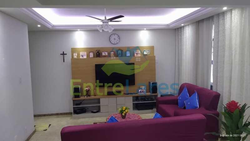 A2 - Apartamento no Moneró - 3 Quartos sendo 1 suíte - 2 Vagas - Estrada do dendê - ILAP30317 - 3