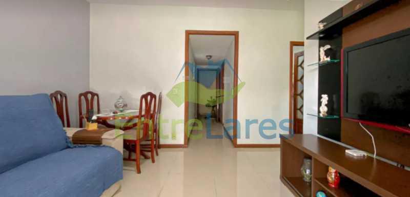 A3 - Apartamento no Irajá - 3 Quartos Sendo 1 Suíte - Varandão - 1 Vaga - Rua Jucari - ILAP30319 - 4