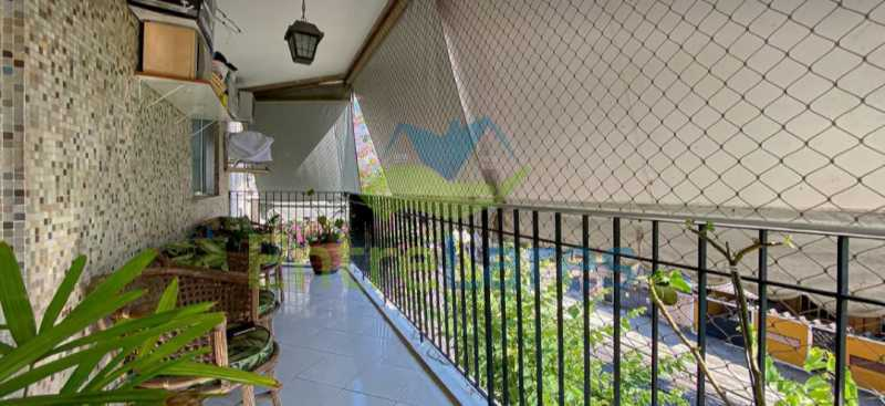 A5 - Apartamento no Irajá - 3 Quartos Sendo 1 Suíte - Varandão - 1 Vaga - Rua Jucari - ILAP30319 - 6