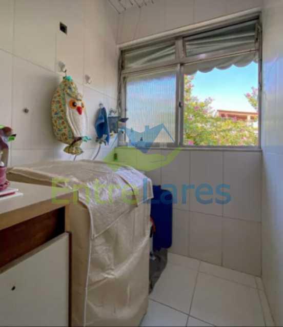 F1 - Apartamento no Irajá - 3 Quartos Sendo 1 Suíte - Varandão - 1 Vaga - Rua Jucari - ILAP30319 - 22