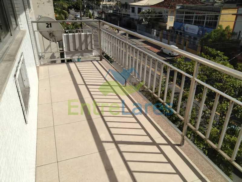 A6. - Apartamento no Taúa 2 Quartos 2 Banheiros com Varanda 1 Vaga Estrada do Dendê - ILAP20535 - 7