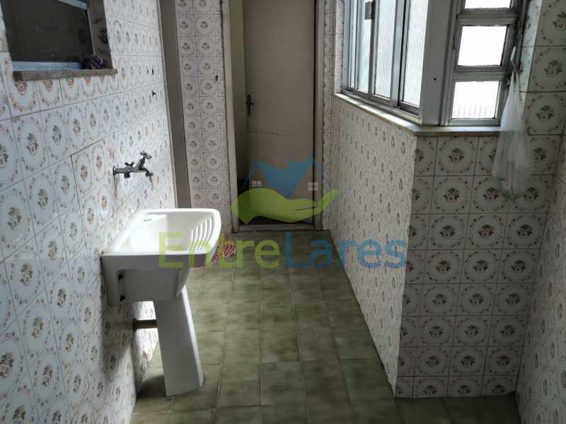 F1. - Apartamento no Taúa 2 Quartos 2 Banheiros com Varanda 1 Vaga Estrada do Dendê - ILAP20535 - 23