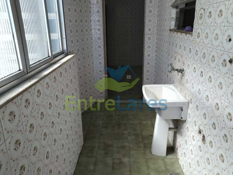 F2. - Apartamento no Taúa 2 Quartos 2 Banheiros com Varanda 1 Vaga Estrada do Dendê - ILAP20535 - 24