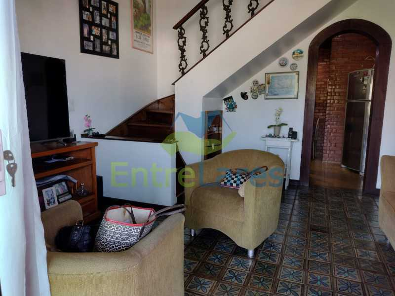 A. - Casa Duplex na Portuguesa 2 Quartos 2 Banheiro Varandão Estrada do Galeão - ILCN20012 - 1