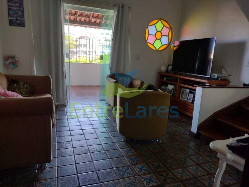 A1. - Casa Duplex na Portuguesa 2 Quartos 2 Banheiro Varandão Estrada do Galeão - ILCN20012 - 3