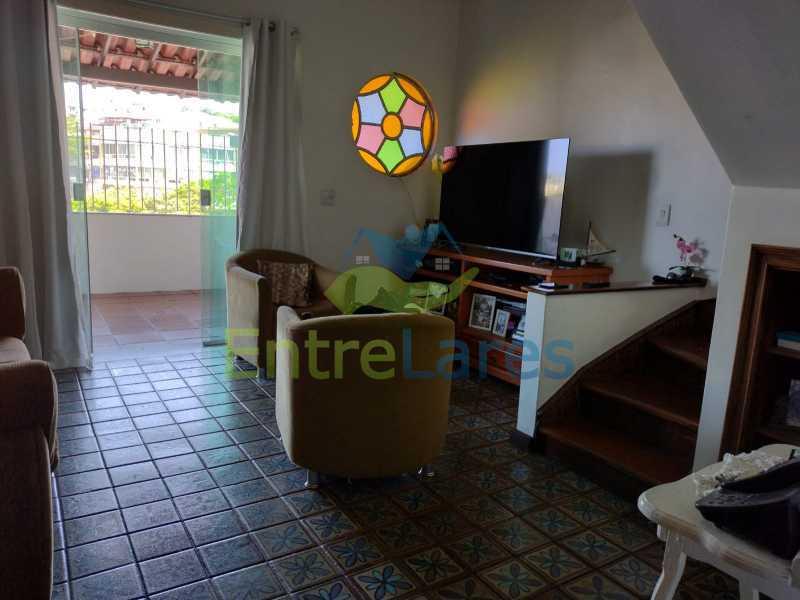 A4. - Casa Duplex na Portuguesa 2 Quartos 2 Banheiro Varandão Estrada do Galeão - ILCN20012 - 6