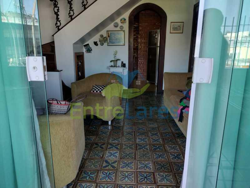 A5. - Casa Duplex na Portuguesa 2 Quartos 2 Banheiro Varandão Estrada do Galeão - ILCN20012 - 7
