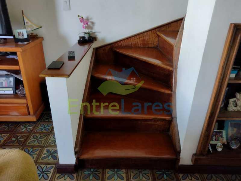 A6. - Casa Duplex na Portuguesa 2 Quartos 2 Banheiro Varandão Estrada do Galeão - ILCN20012 - 8