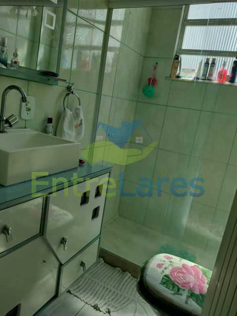 D1. - Casa Duplex na Portuguesa 2 Quartos 2 Banheiro Varandão Estrada do Galeão - ILCN20012 - 17