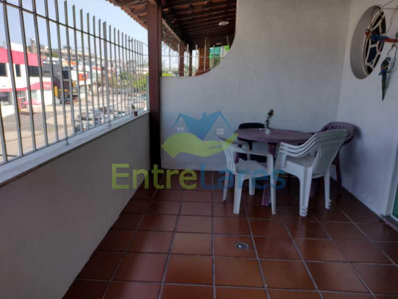 F1. - Casa Duplex na Portuguesa 2 Quartos 2 Banheiro Varandão Estrada do Galeão - ILCN20012 - 25