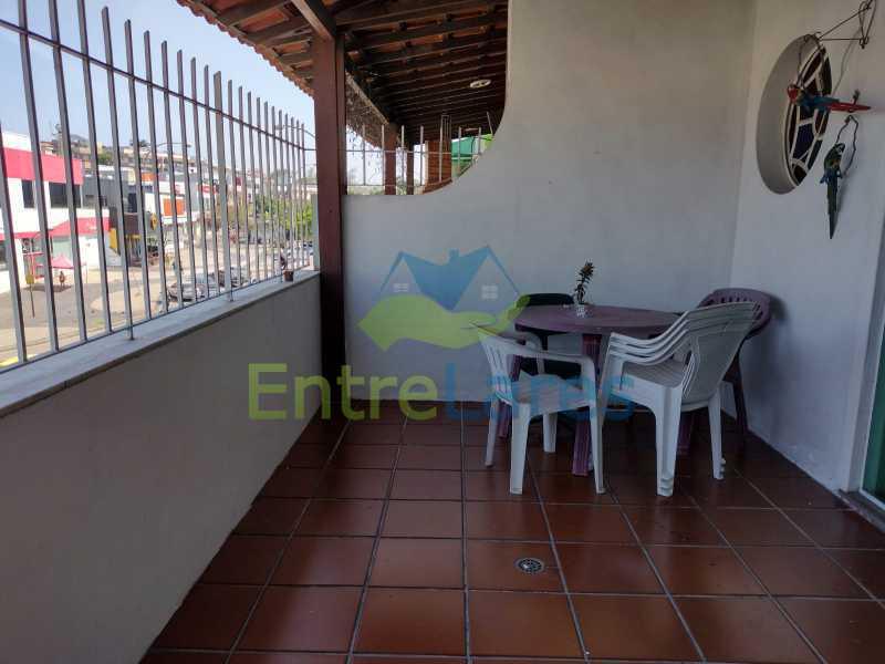 F2. - Casa Duplex na Portuguesa 2 Quartos 2 Banheiro Varandão Estrada do Galeão - ILCN20012 - 26