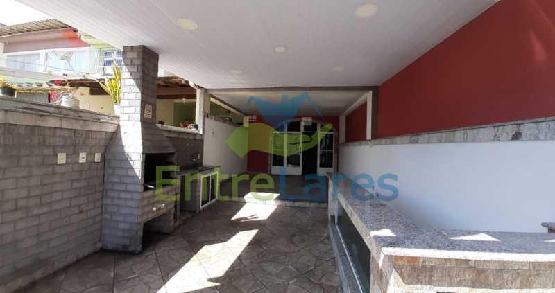 A1. - Casa Triplex em Condomínio na Portuguesa 3 Quartos sendo os 3 Suíte Varandão Área Gourmet com Churrasqueira Estrada do Galeão - ILCN30013 - 1