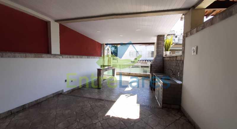 A2. - Casa Triplex em Condomínio na Portuguesa 3 Quartos sendo os 3 Suíte Varandão Área Gourmet com Churrasqueira Estrada do Galeão - ILCN30013 - 3