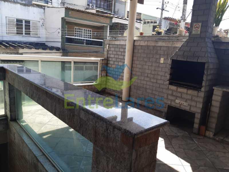 A5. - Casa Triplex em Condomínio na Portuguesa 3 Quartos sendo os 3 Suíte Varandão Área Gourmet com Churrasqueira Estrada do Galeão - ILCN30013 - 5