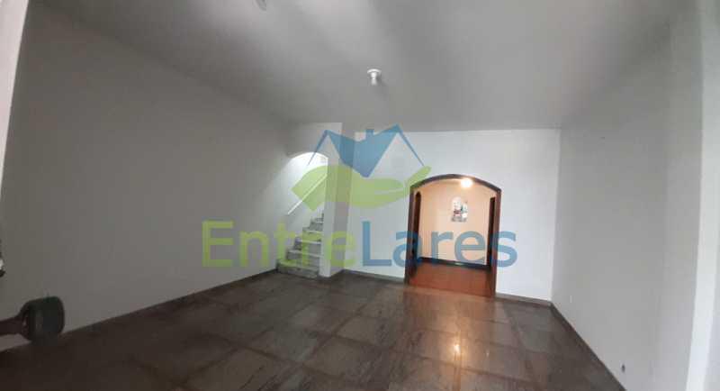 B1. - Casa Triplex em Condomínio na Portuguesa 3 Quartos sendo os 3 Suíte Varandão Área Gourmet com Churrasqueira Estrada do Galeão - ILCN30013 - 8
