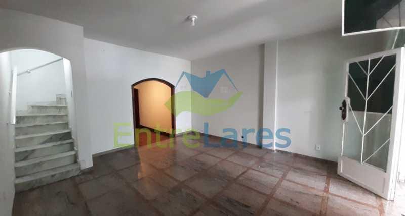B2. - Casa Triplex em Condomínio na Portuguesa 3 Quartos sendo os 3 Suíte Varandão Área Gourmet com Churrasqueira Estrada do Galeão - ILCN30013 - 9