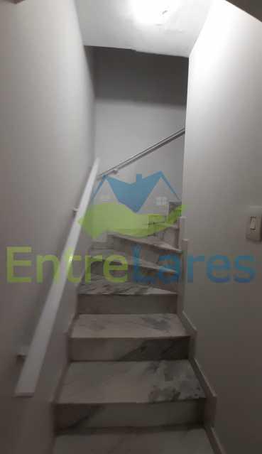 B3. - Casa Triplex em Condomínio na Portuguesa 3 Quartos sendo os 3 Suíte Varandão Área Gourmet com Churrasqueira Estrada do Galeão - ILCN30013 - 10