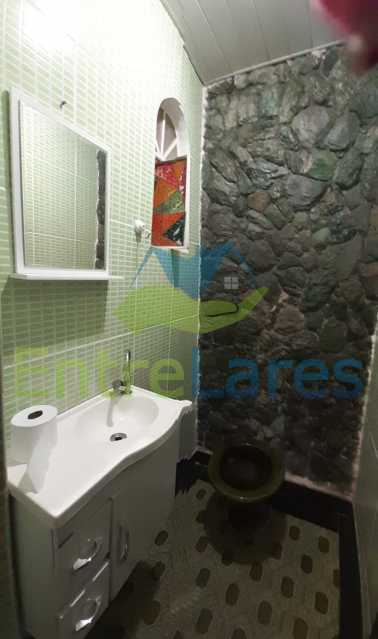 D2. - Casa Triplex em Condomínio na Portuguesa 3 Quartos sendo os 3 Suíte Varandão Área Gourmet com Churrasqueira Estrada do Galeão - ILCN30013 - 15