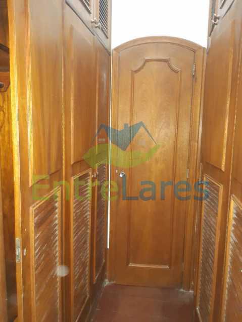 E3. - Casa Triplex em Condomínio na Portuguesa 3 Quartos sendo os 3 Suíte Varandão Área Gourmet com Churrasqueira Estrada do Galeão - ILCN30013 - 18