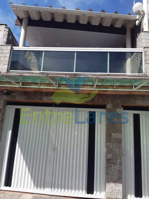 I4. - Casa Triplex em Condomínio na Portuguesa 3 Quartos sendo os 3 Suíte Varandão Área Gourmet com Churrasqueira Estrada do Galeão - ILCN30013 - 30