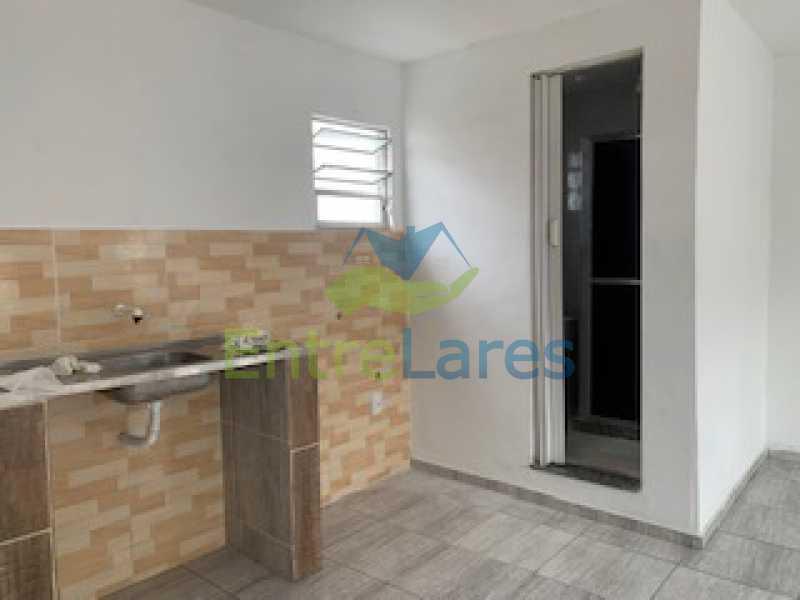 B8 - Loft no Jardim Carioca com quarto, cozinha e banheiro. Rua Orcadas - ILLO10001 - 12