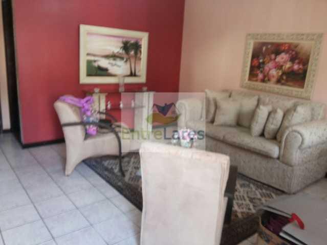 1 - Portuguesa - Casa triplex com 5 dormitórios sendo 1 suite com garagem - ILCA50008 - 4