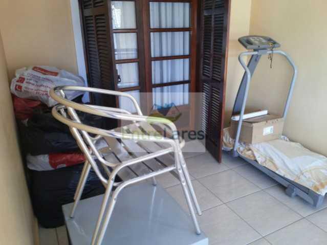 11 - Portuguesa - Casa triplex com 5 dormitórios sendo 1 suite com garagem - ILCA50008 - 10