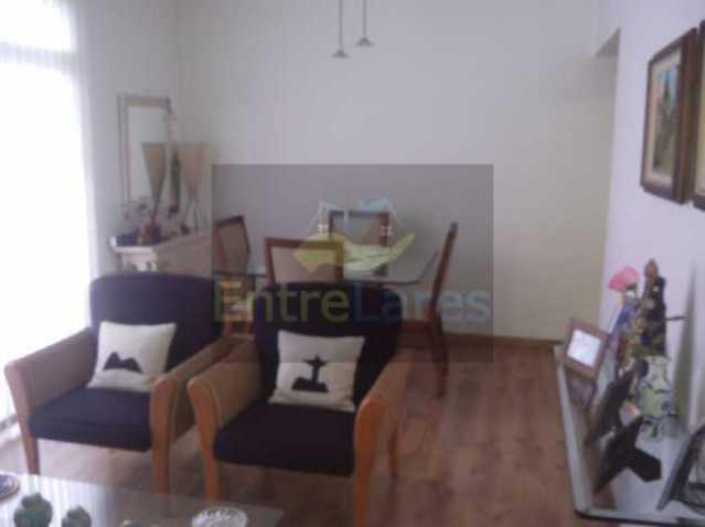 51_G1415291964 - Jardim Guanabara - 03 dormitórios - sendo 1 com armários embutidos - dependência revertida, salão de festas, play, churrasqueira - elevador - 1 vaga de garagem. - ILAP30033 - 1