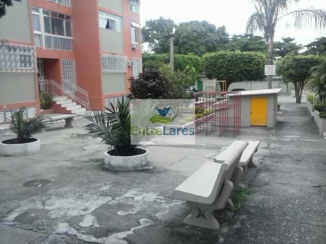 41 - Portuguesa - Morada da Ilha - 2 dormitórios, 1 suite com hidro, garagem - ILAP20056 - 20