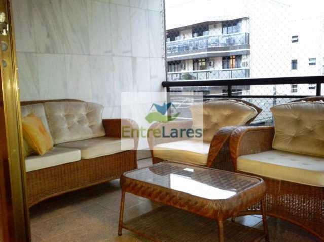 1 - Jardim Carioca - Apartamento com 135m², 3 dormitórios sendo um suíte, dependências, elevador, 2 vagas - ILAP30057 - 4