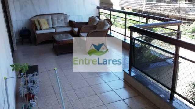 2a - Jardim Carioca - Apartamento com 135m², 3 dormitórios sendo um suíte, dependências, elevador, 2 vagas - ILAP30057 - 5