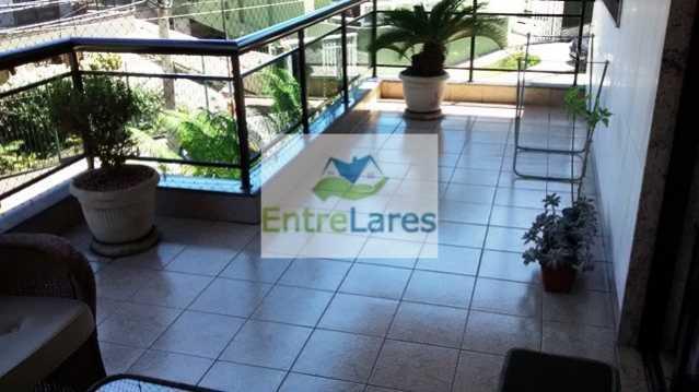 2b - Jardim Carioca - Apartamento com 135m², 3 dormitórios sendo um suíte, dependências, elevador, 2 vagas - ILAP30057 - 3