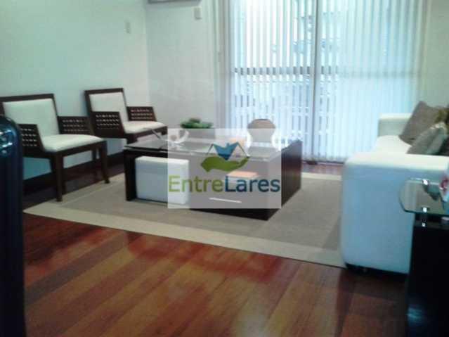 3 - Jardim Carioca - Apartamento com 135m², 3 dormitórios sendo um suíte, dependências, elevador, 2 vagas - ILAP30057 - 6