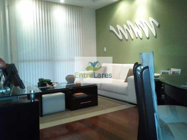 4 - Jardim Carioca - Apartamento com 135m², 3 dormitórios sendo um suíte, dependências, elevador, 2 vagas - ILAP30057 - 7