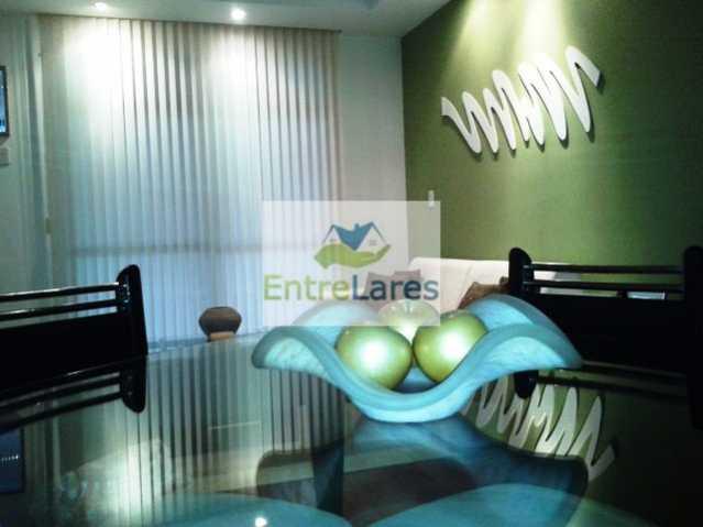 5 - Jardim Carioca - Apartamento com 135m², 3 dormitórios sendo um suíte, dependências, elevador, 2 vagas - ILAP30057 - 10